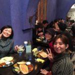 12/7 宇宙カフェ部 ランチ会 in 渋谷